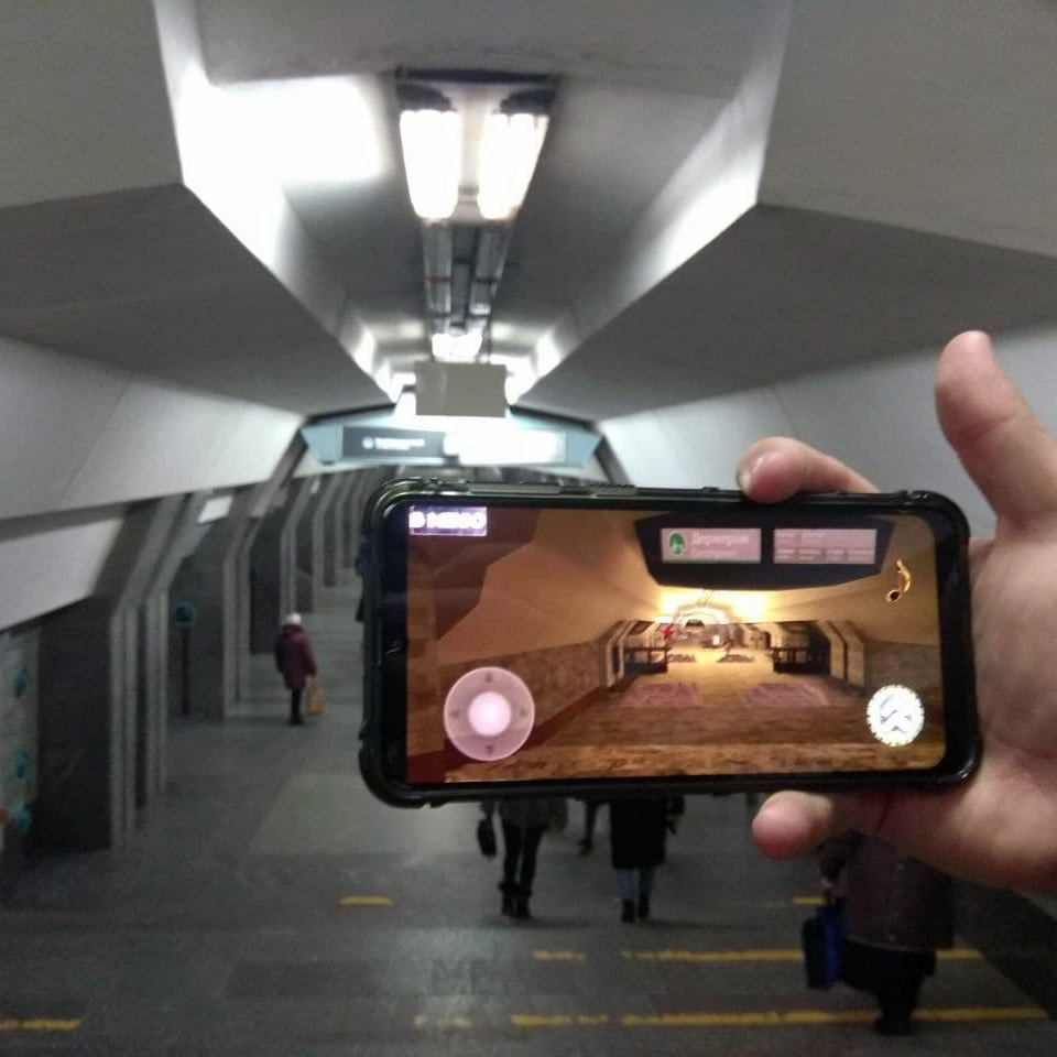 «S.T.A.L.K.E.R. для всех харьковчан!» — впечатление от мобильной игры «Перунов Цвет: Харьков»